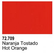 Game Air - Hot Orange - 17ml <br>Vallejo72709
